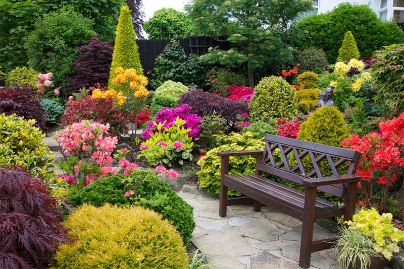 Beautiful Flower Garden Ideas Make In Your Home Garden