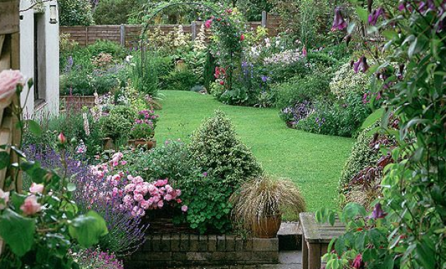 Cottage garden design inspiration