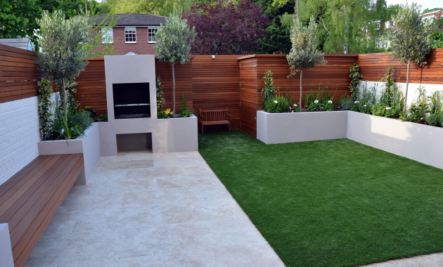 Create a Sleek Look with Contemporary Front Garden Design Ideas