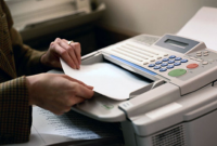 Learn How to Use a Fax Machine the Right Way
